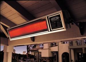 DCS DRH48N Patio Heater