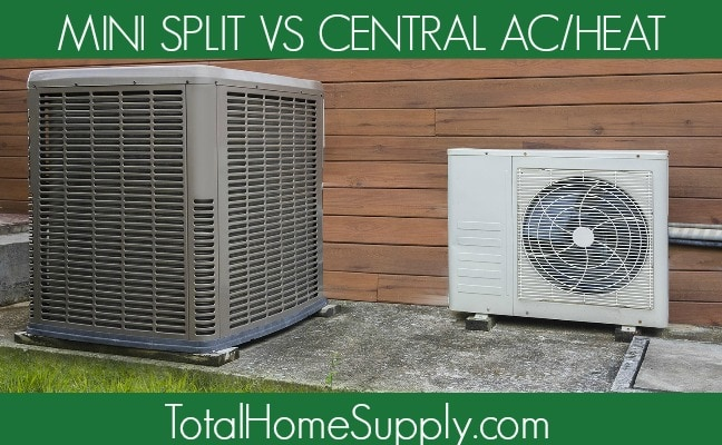 Mini Split vs Central AirHeat Which is Right for You