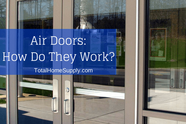 Walk into a store supermarket or warehouse on a cold day and you might feel a blast of air. On one side is the cold and as you enter the building you ... & Air Doors: What is an Air Curtain u0026 How Does it Work?