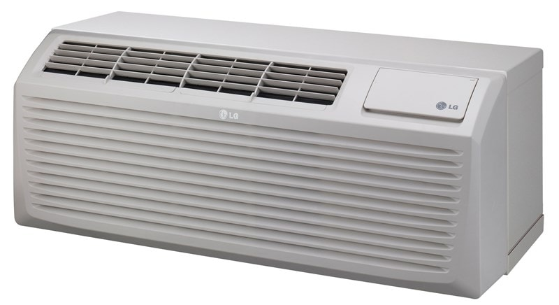 Image of LG LP123HDUC 12000/12200 BTU 11.9 EER PTAC Air Conditioner with Heat Pump