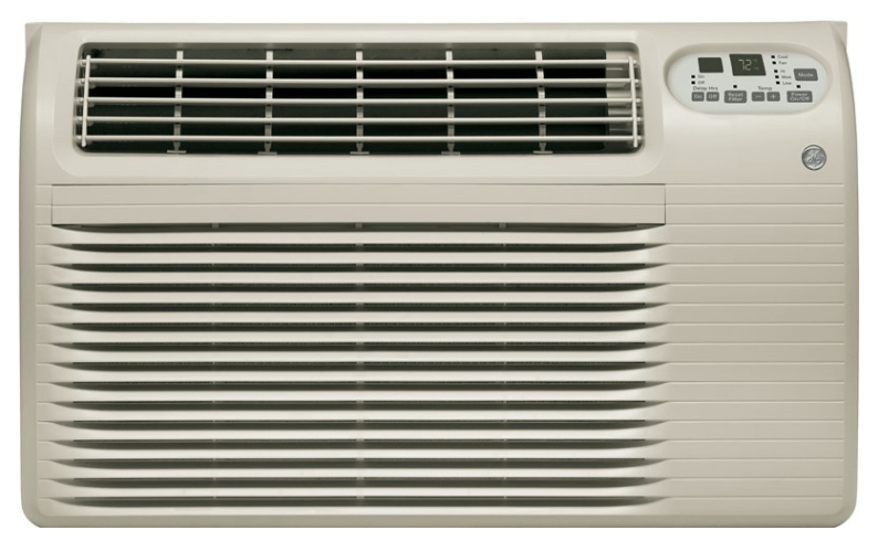 Image of the GE AJEQ10DCF 9900 through the wall AC