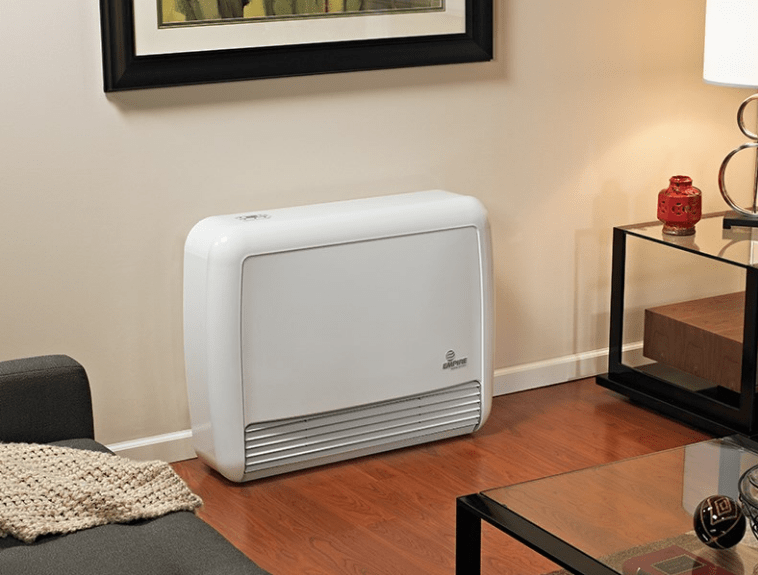 Image of vented gas heater
