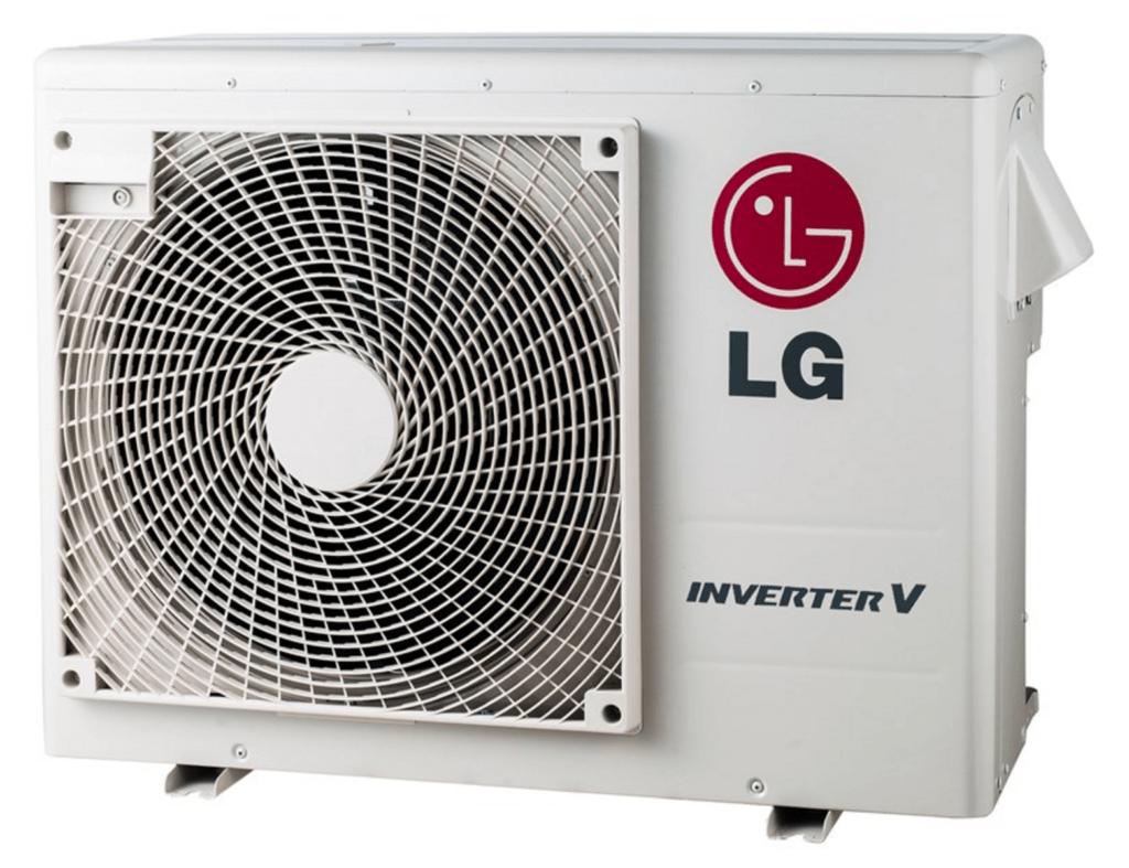 Image of LG LMU36CHV mini split.