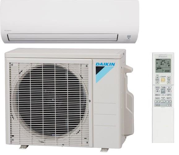 Image of Daikin FTX12NMVJU / RX12NMVJU Mini Split System