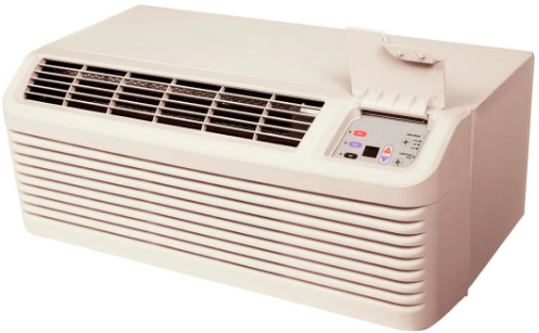 Amana PTH153G35AXXX 15000 BTU Class PTAC Air Conditioner with Heat Pump - 20 Amp