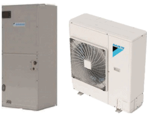 Daikin commercial mini split system