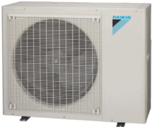 Daikin multi zone mini split