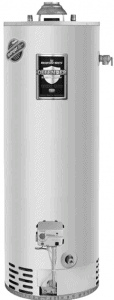 Bradford White RG250T6N 50 Gallon Tall Atmospheric Vent Water Heater