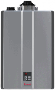 Rinnai RUR199i 9.8 GPM Sensei+ Condensing Tankless Hot Water Heater