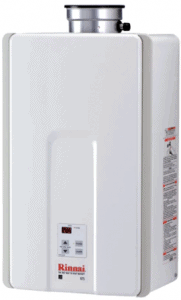 Rinnai V75i High Efficiency Non-Condensing, 7.5 GPM Tankless Hot Water Heater
