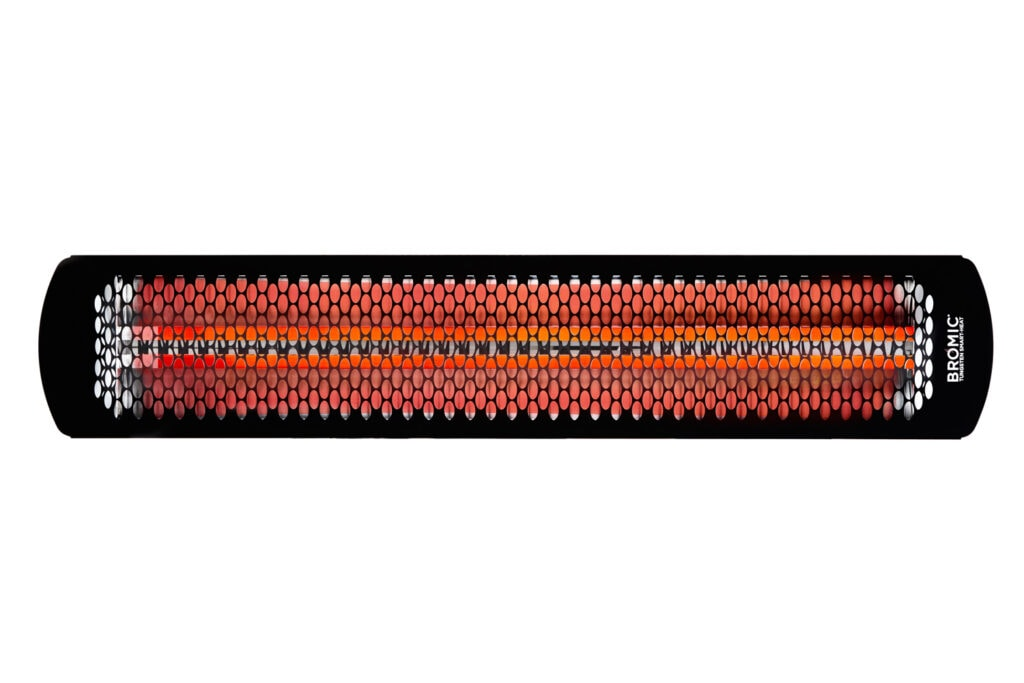 Bromic Heating BH0420030 Tungsten Smart-Heat 2000 Watt Electric Heater - 220-240V